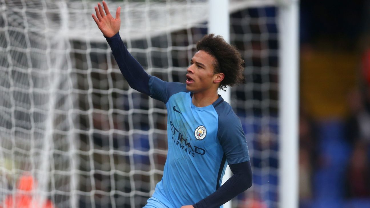 Leroy Sane impresses as Man City stroll to easy FA Cup win at
