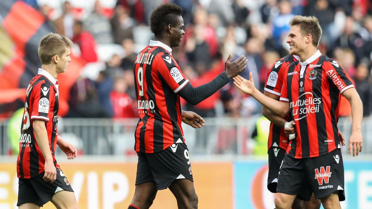 Image result for Nice 3-1 PSG
