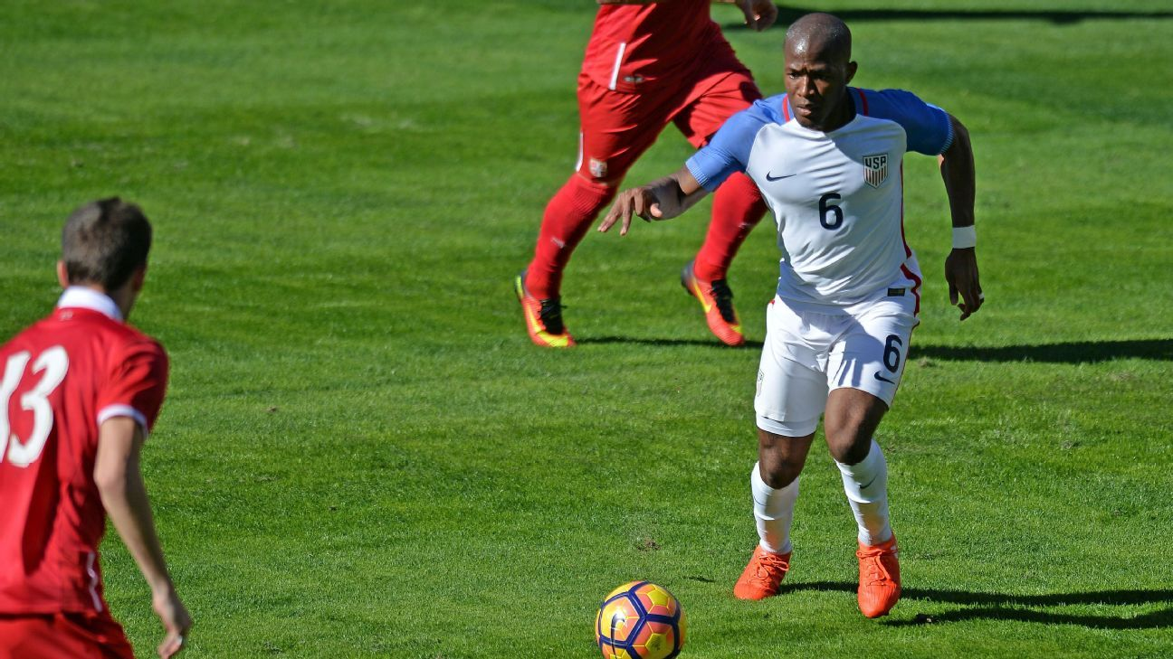 Darlignton Nagbe played well in Bruce Arena's first game in charge of the USMNT, but will Nagbe feature in the future plans of the new boss?