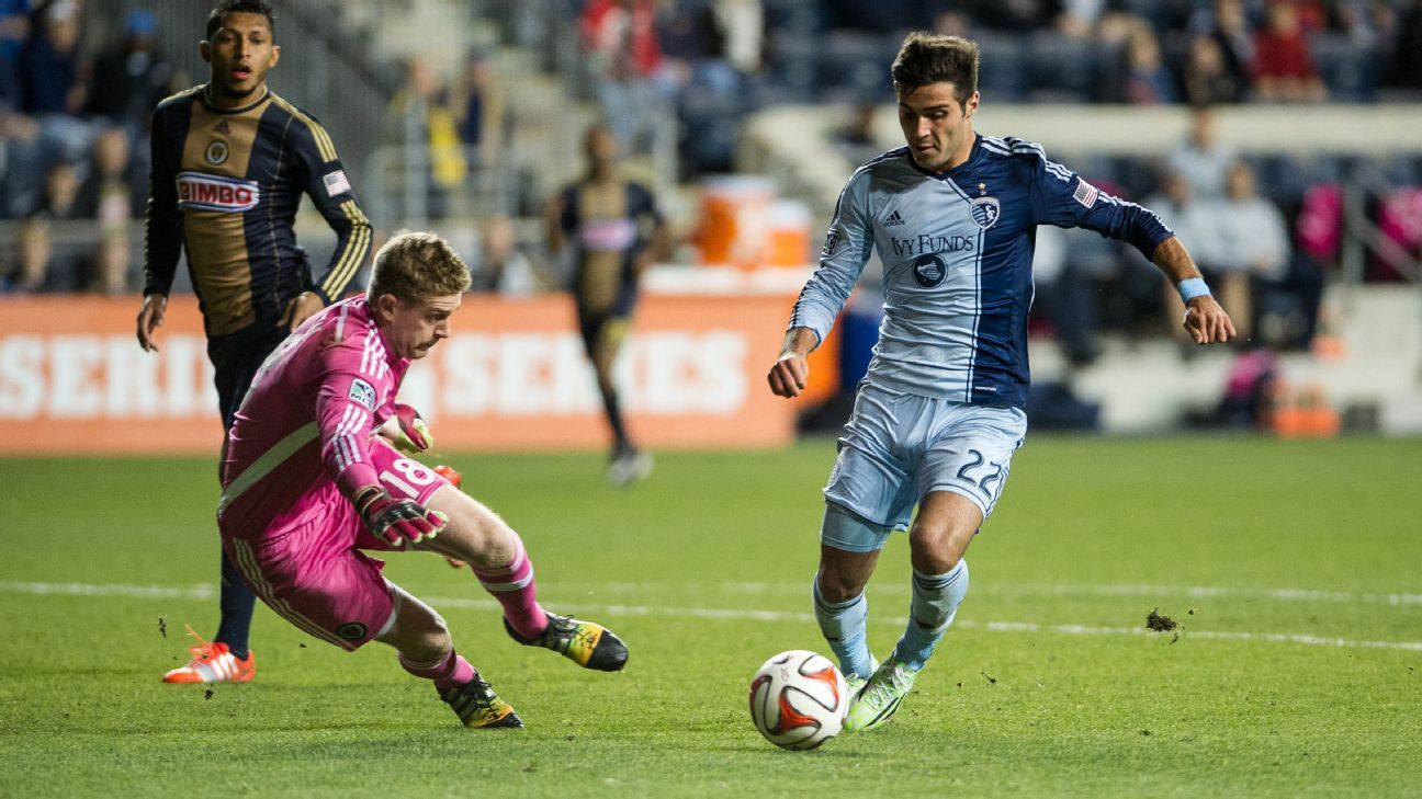 Soony Saad Sporting KC