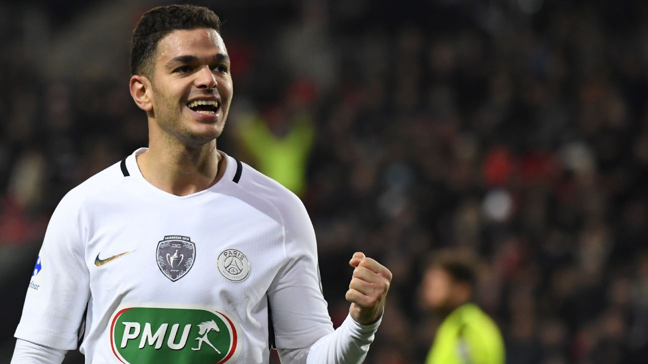 Ligue 1 to consider Hatem Ben Arfa plaint over PSG omission