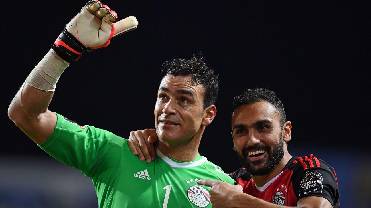Essam El-Hadary & Ahmed Elmohamady