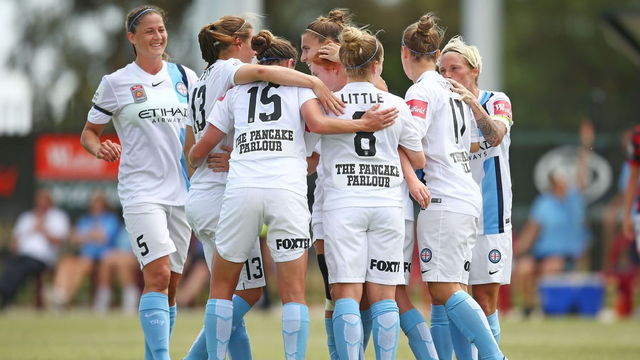 Melbourne City in W-League