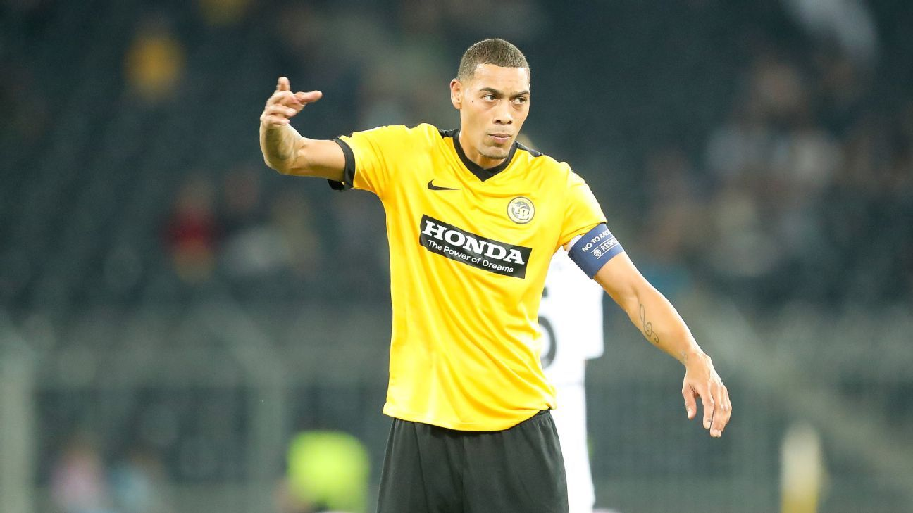 Guillaume Hoarau Young Boys