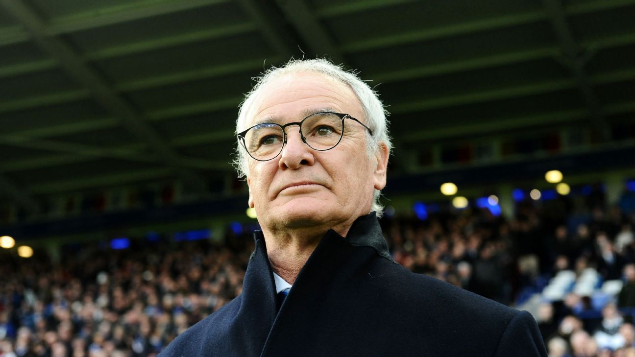 Claudio Ranieri could not locate the magic that fueled Leicester City's title-winning run.