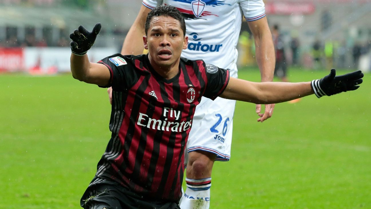 Carlos Bacca complaint