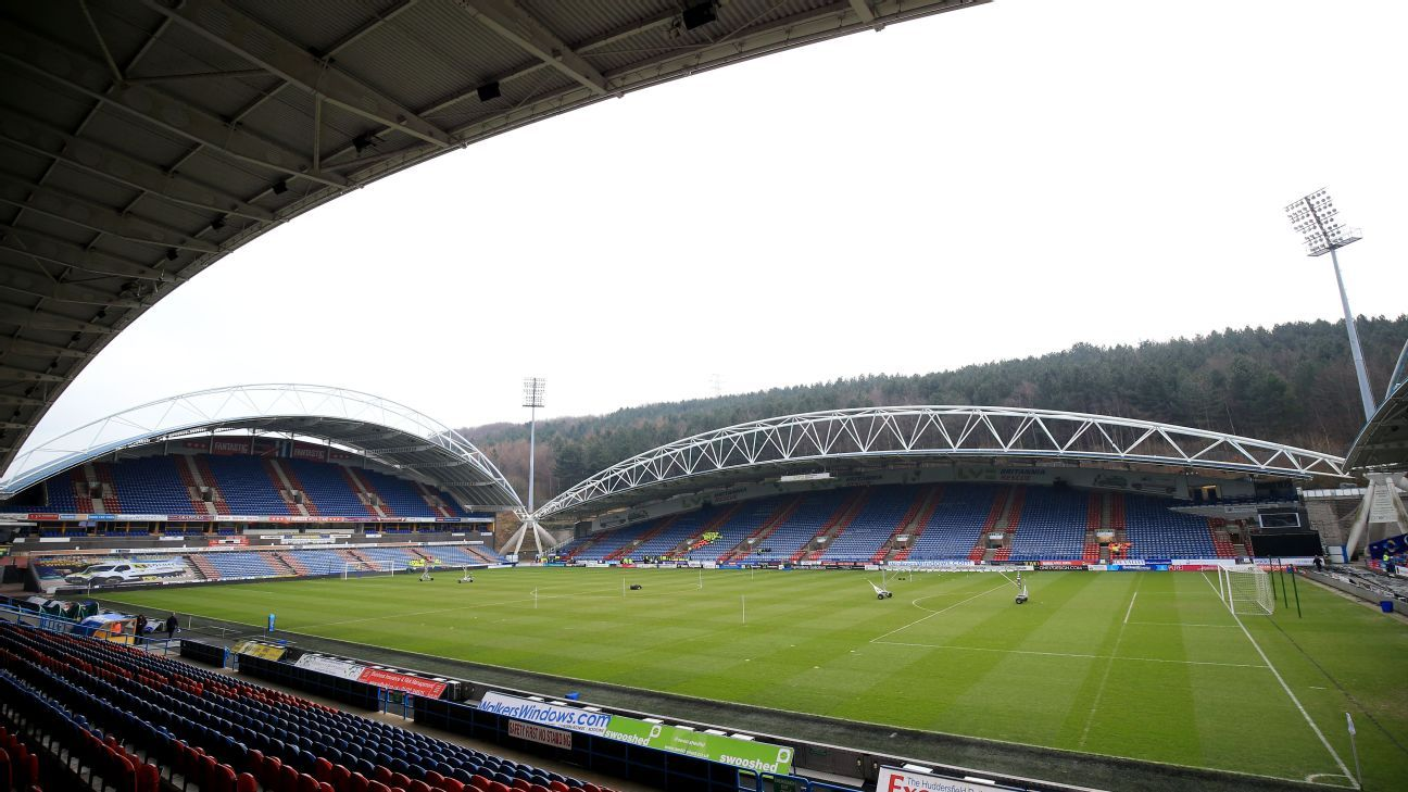 Huddersfield John Smith's Stadium general