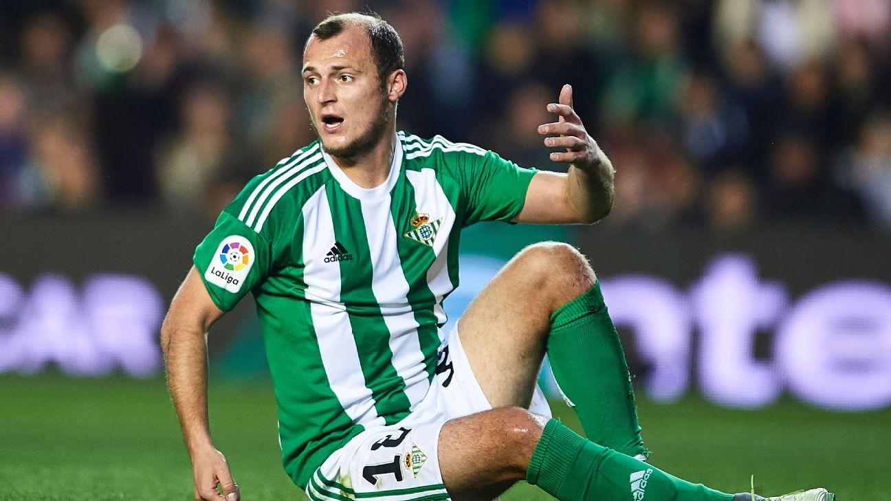 Roman Zozulya Real Betis
