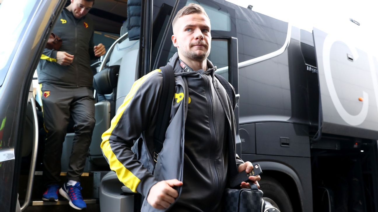 Tom Cleverley Watford