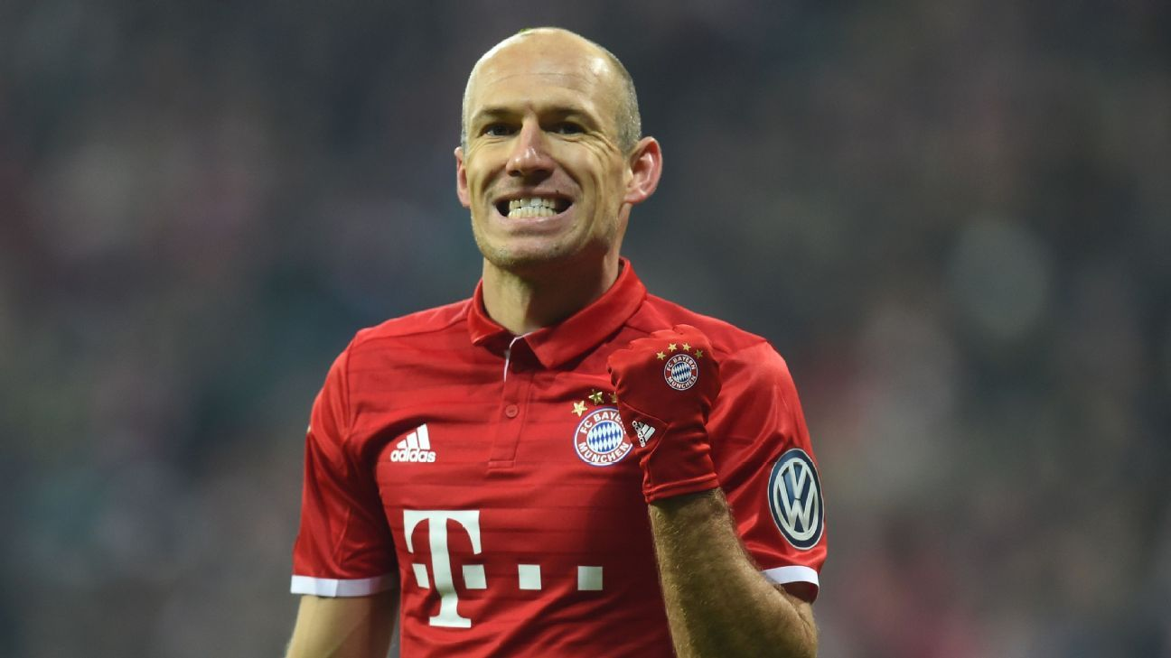 Bayern Munich winger Arjen Robben China move is not an issue