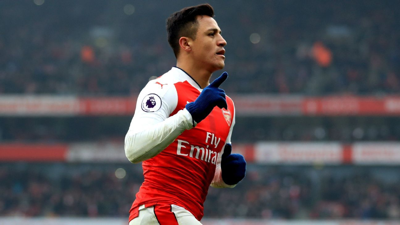 Arsenal's Alexis Sanchez: I used to play football in local jail as a youngster