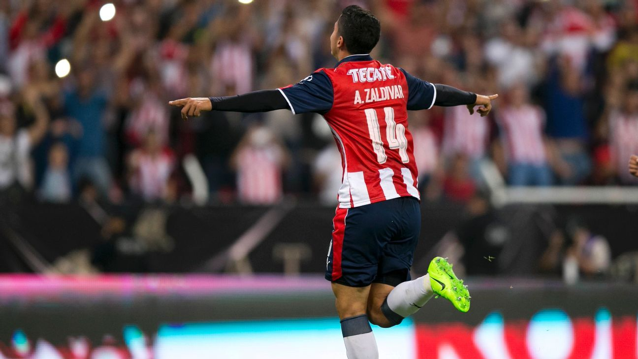 Chivas celeb vs Atlas 170211