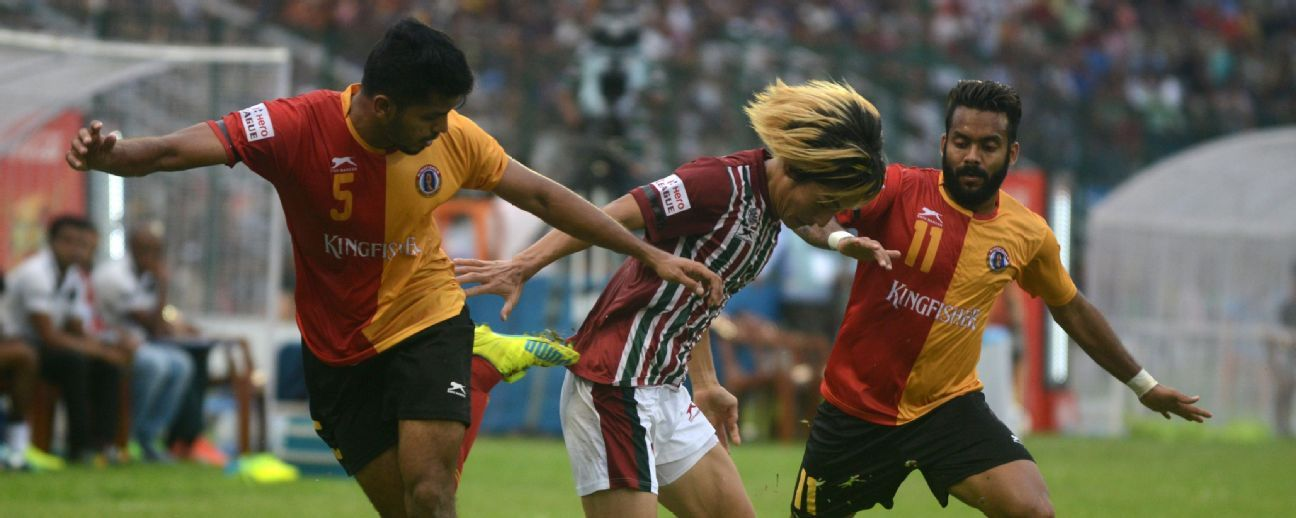 Mohun Bagan and East Bengal want the AIFF to provide I-League clubs an opportunity to qualify for AFC competition.