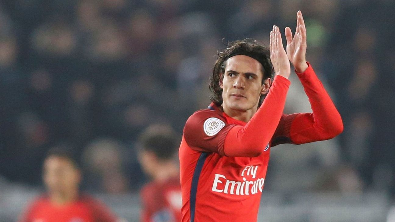 Edinson Cavani and Paris Saint-Germain might be underdogs, but they do have a path to victory against Barcelona.