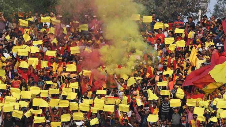 East Bengal fans also helped raise money for Maji when he was diagnosed with cancer.