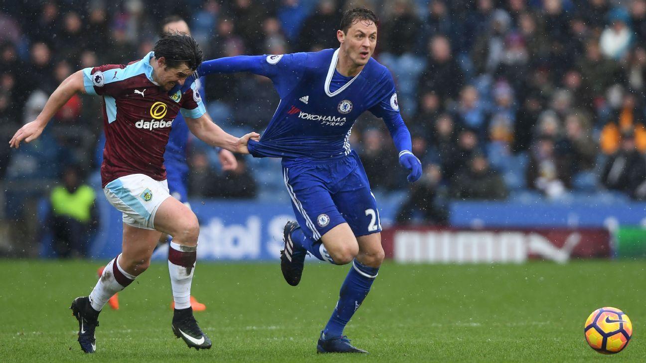 Burnley midfielder Joey Barton