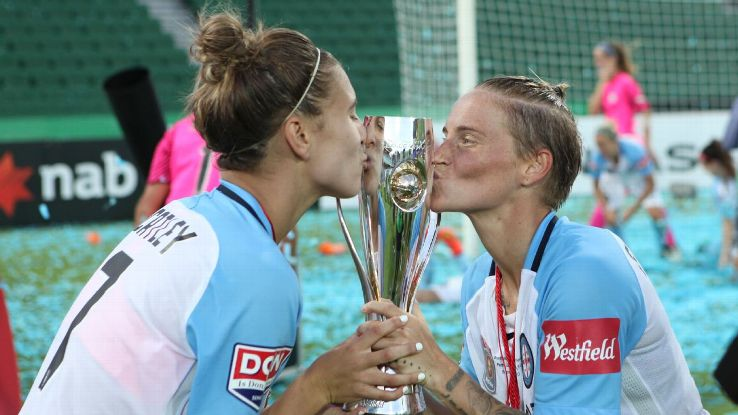 Stephanie Catley & Jessica Fishlock