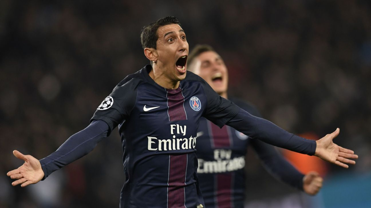 Angel Di Maria warns Barcelona are not finished after leading