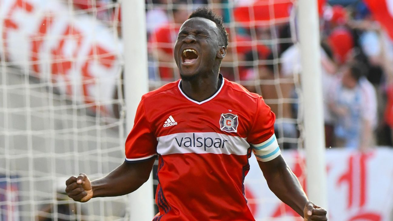 Chicago Fire under pressure to deliver in 2017 following painful rebuild
