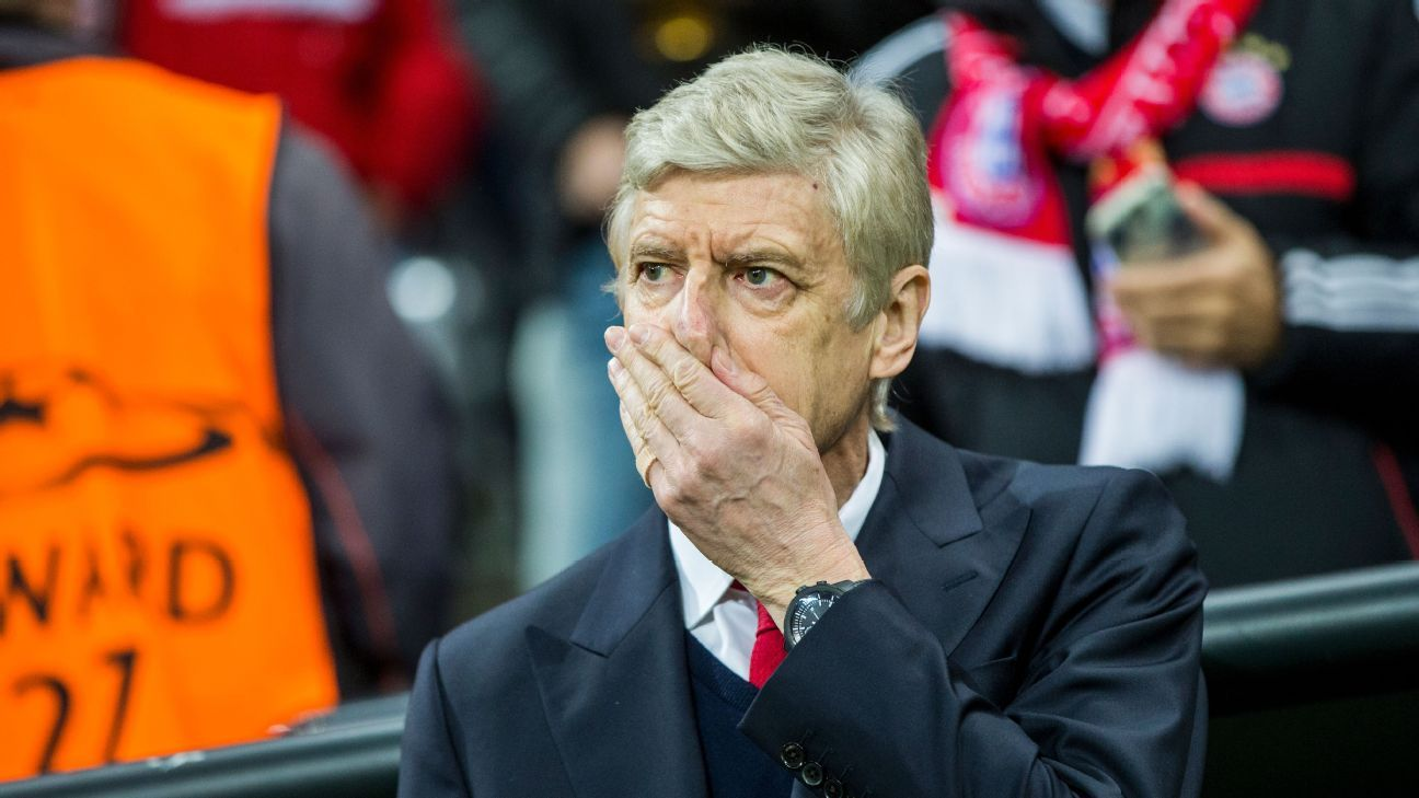 Arsene Wenger will leave Arsenal after struggling to replicate his early success.