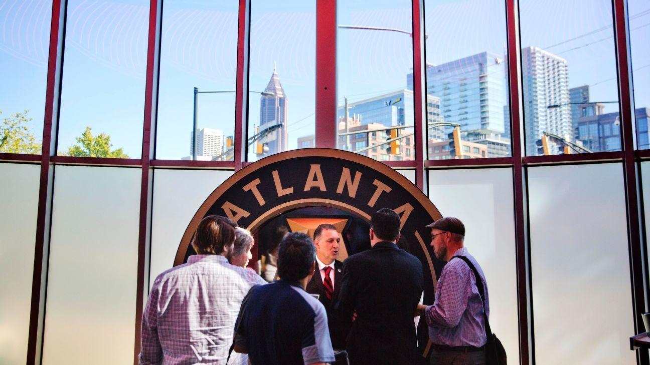 Atlanta United FC has sold 40k of 55k seats for regular-season opener
