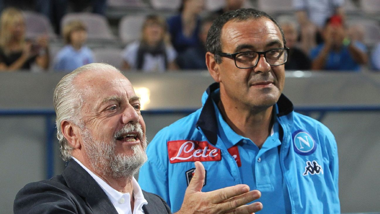 Aurelio De Laurentiis is the new owner of Serie D side Bari.