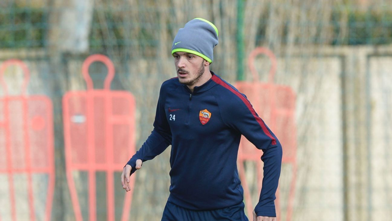 Alessandro Florenzi will miss the rest of the Serie A season because of injury.