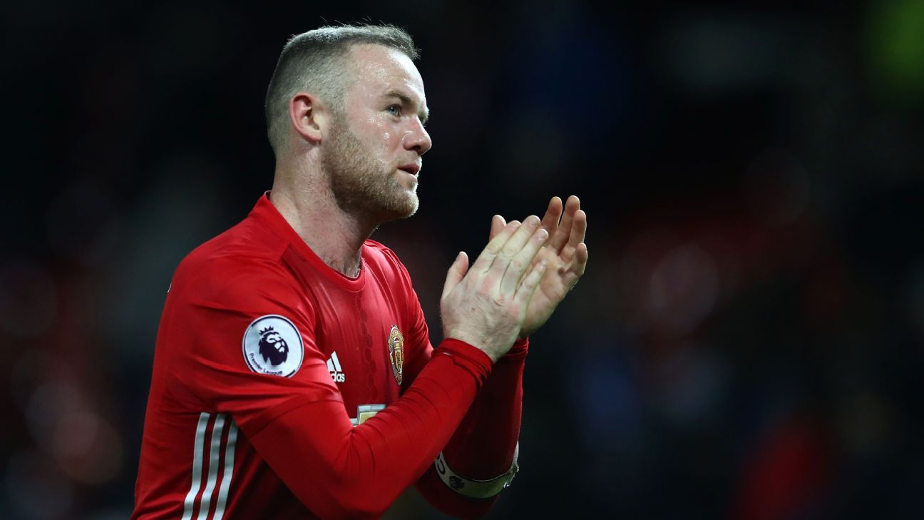 Rooney took little time adjusting to life at Old Trafford, marking his debut campaign with 17 goals and a PFA Young Player of the Year award.