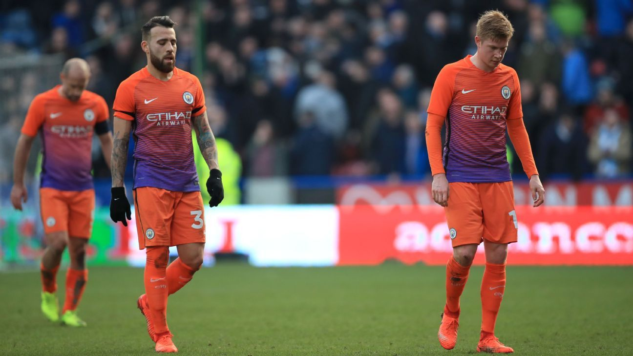Manchester City woe