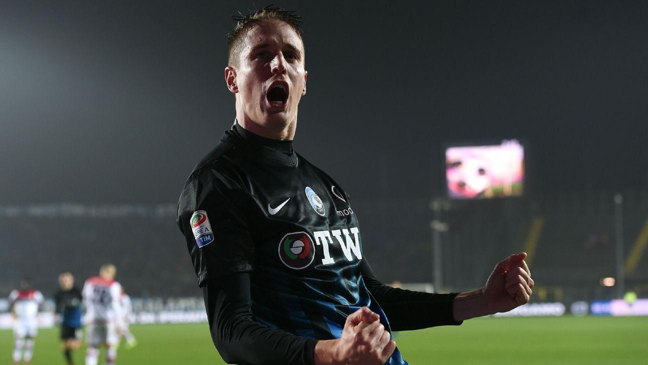 Andrea Conti and Atalanta are in a lofty position in Serie A.