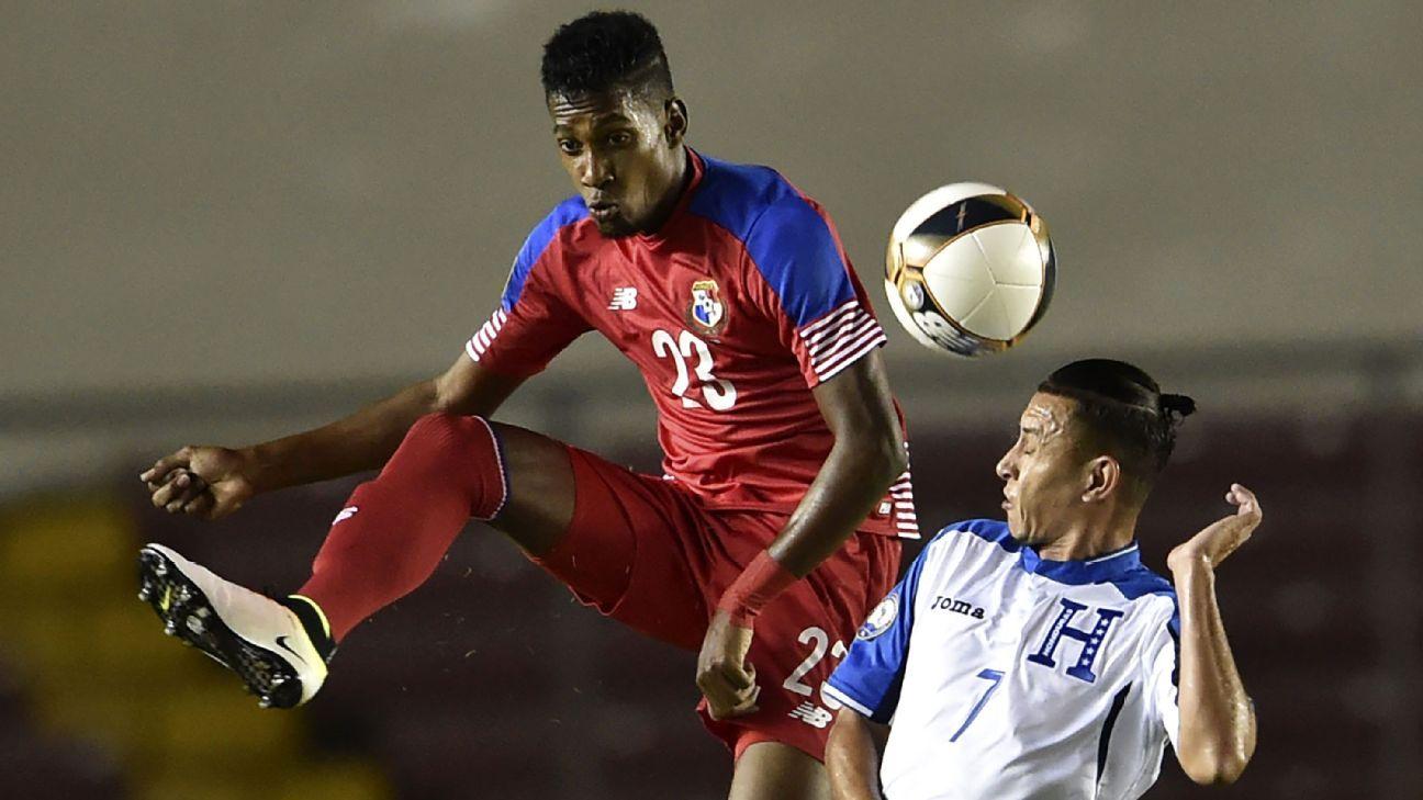 Red Bulls add Panama international Michael Murillo on loan