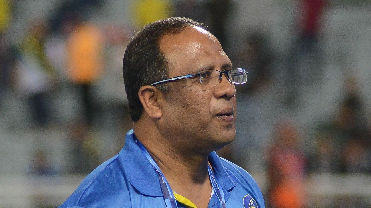 Pahang coach Dollah Salleh