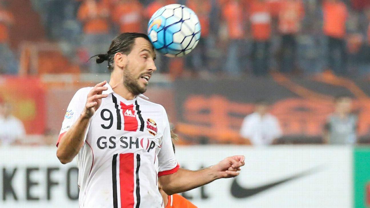 Dejan Damjanovic FC Seoul
