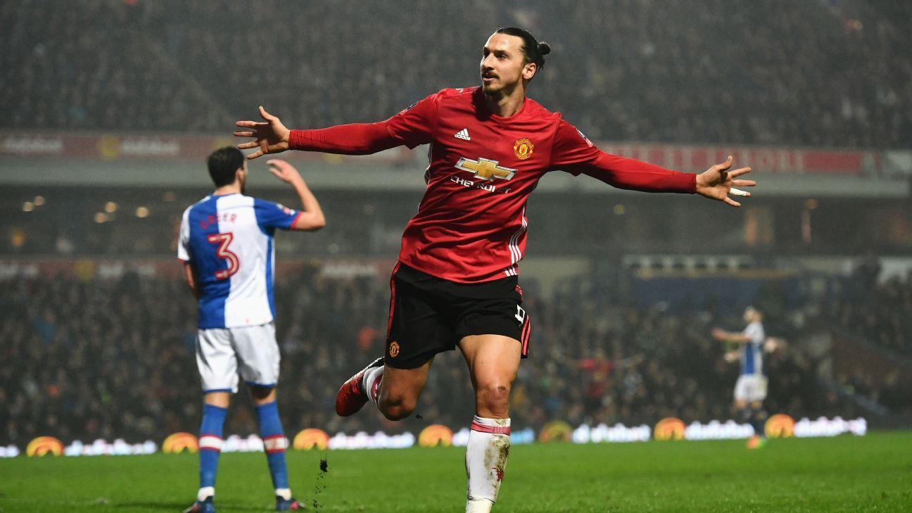 Manchester United legend Ryan Giggs: Zlatan Ibrahimovic form 'unbelievable'
