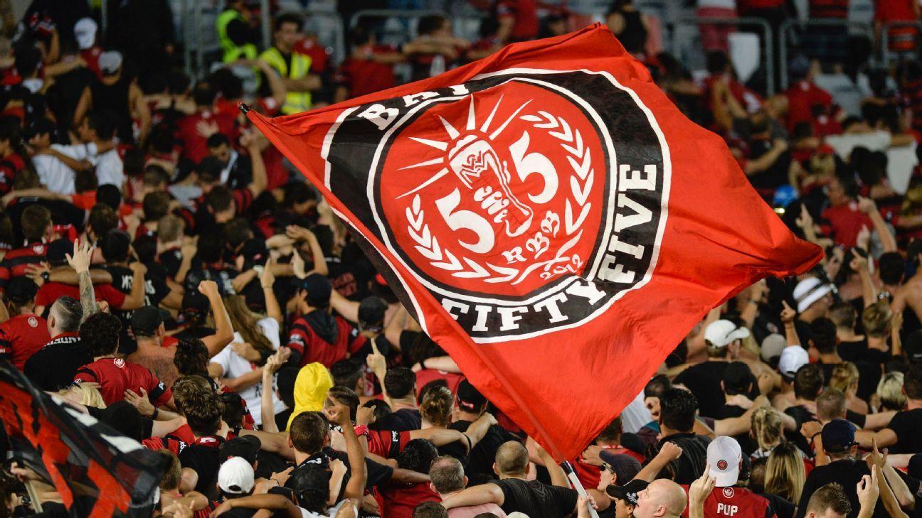 Wanderers fan group Red and Black Bloc slams FFA over crude tifo furore