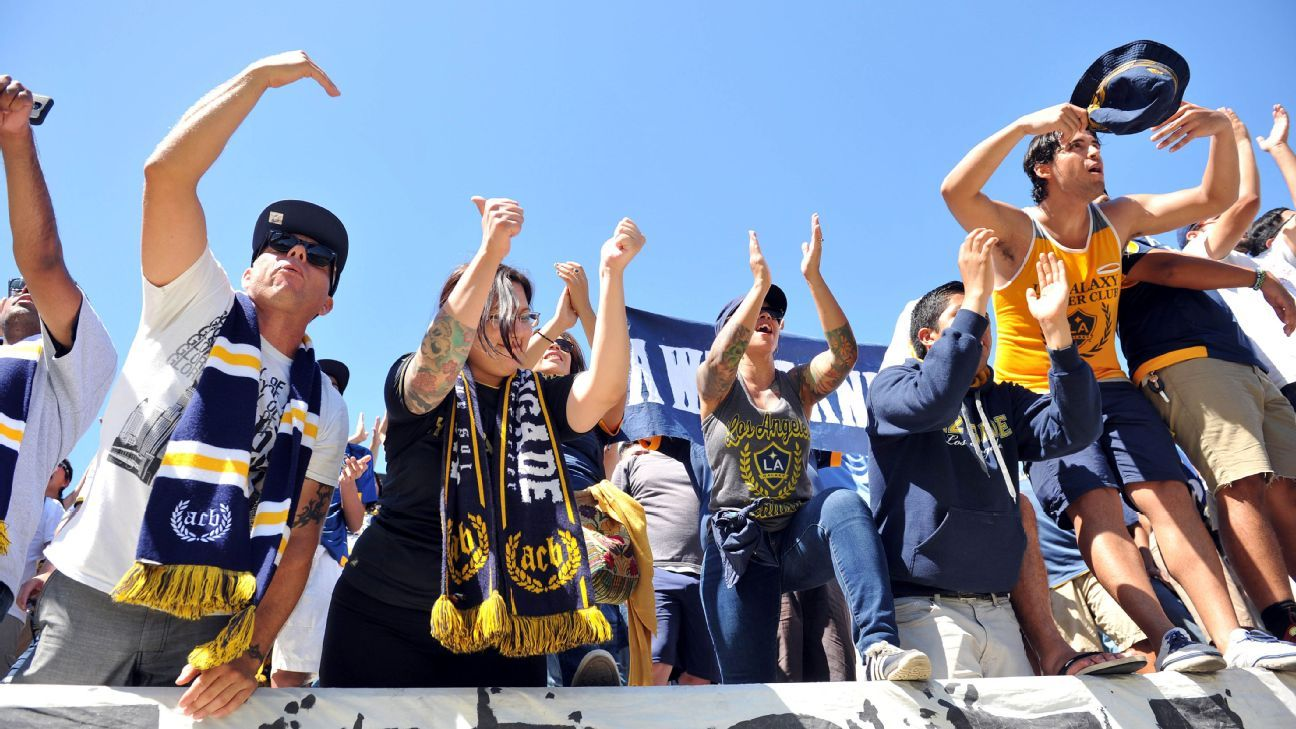LA Galaxy overtake Seattle Sounders as MLS's most valuable club