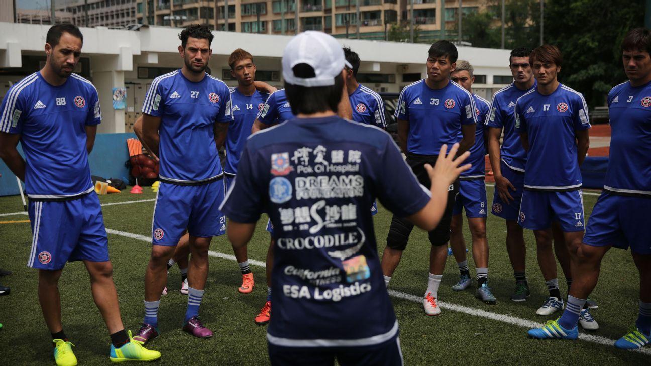 Hong Kong champions Eastern