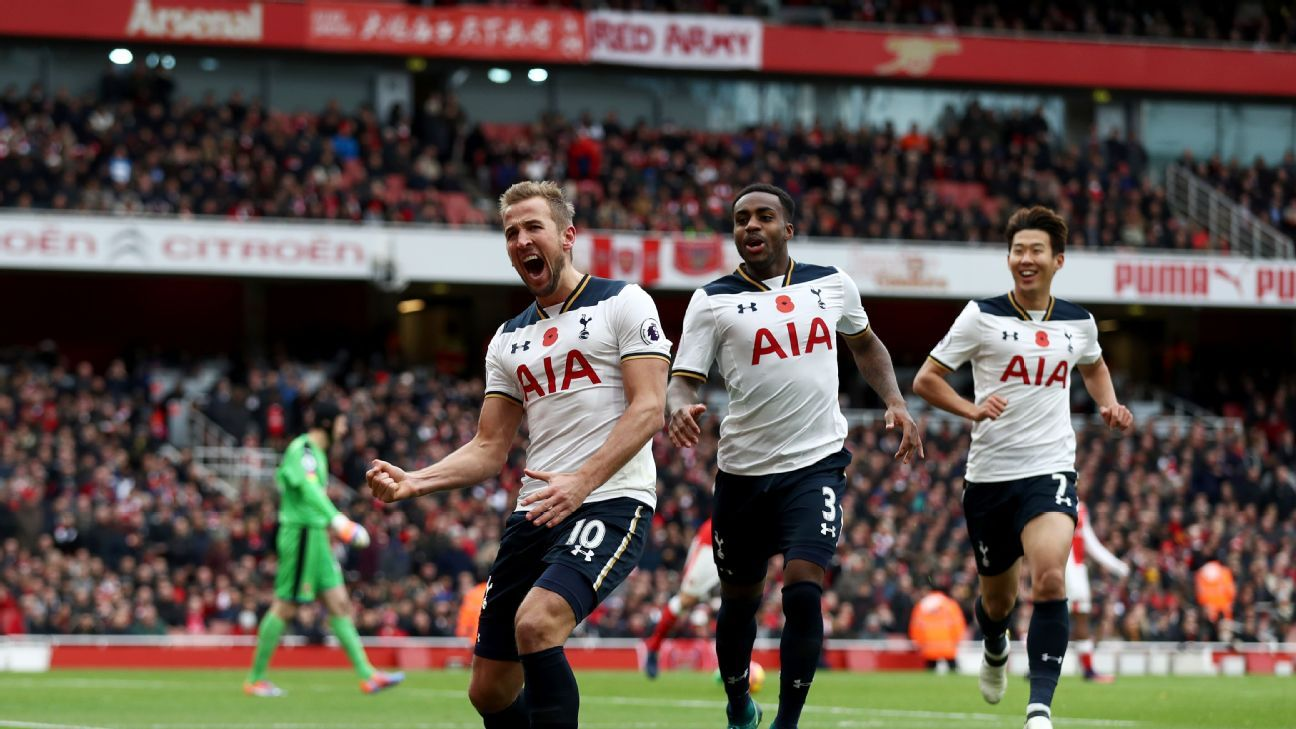 Is this finally the year Tottenham finish above North London rivals Arsenal?