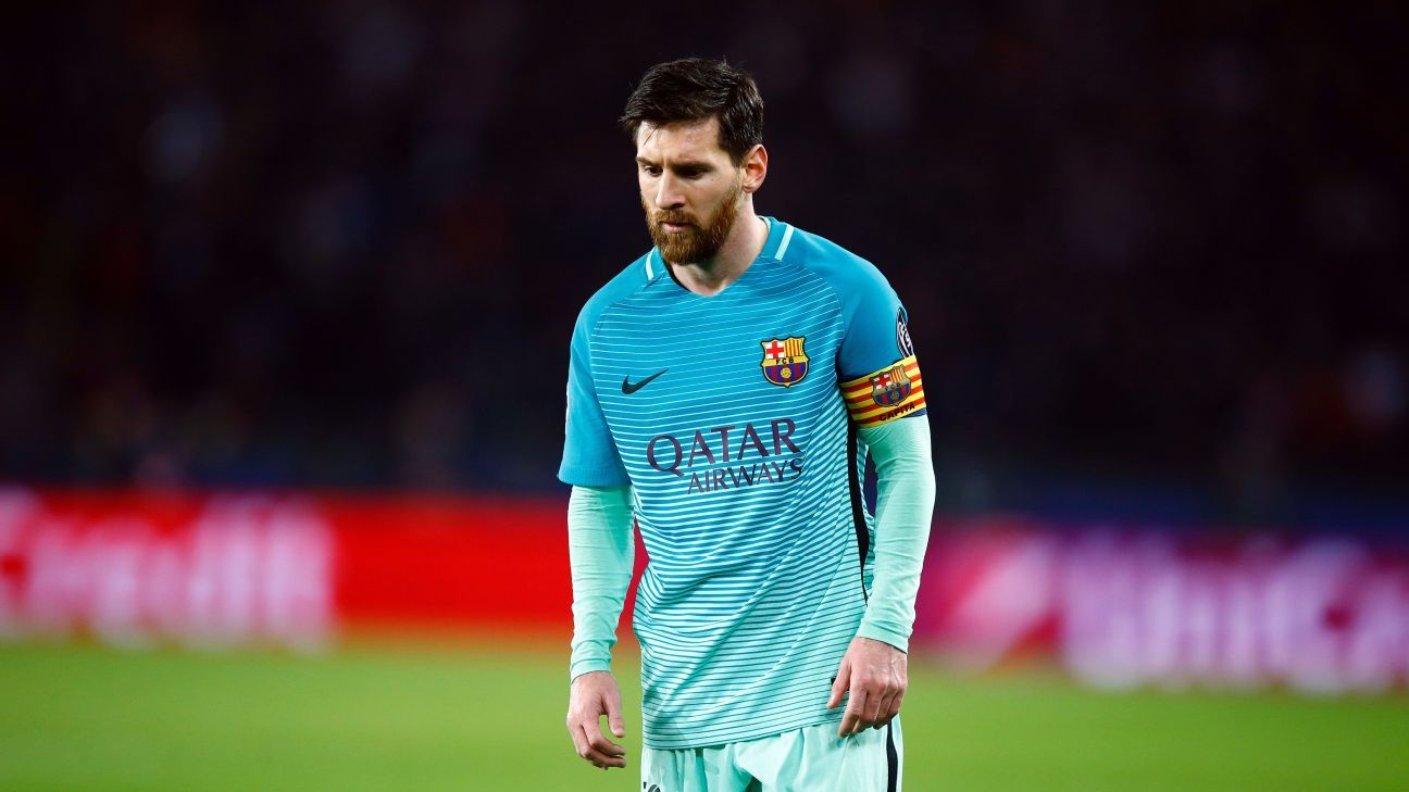 Lionel Messi is arguably the best player in the world, but his role within his team has decreased this season.