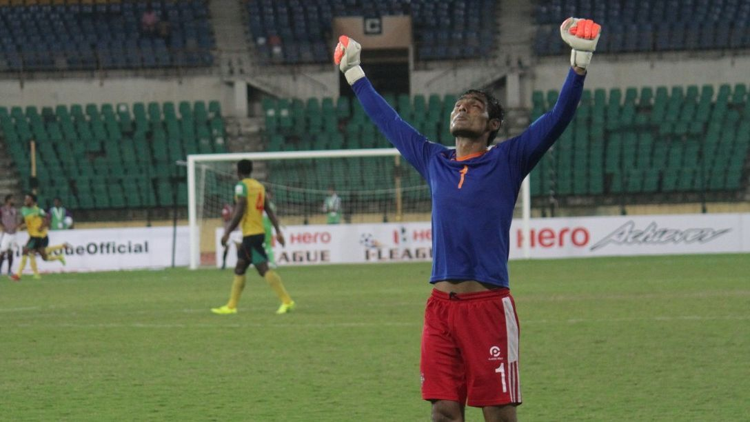 Karanjit Singh was excellent in goal but failed to help Chennai City from losing their third consecutive match this season.