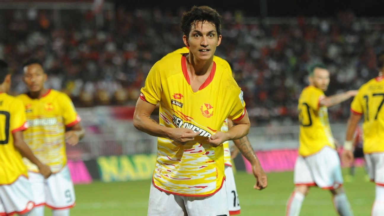 Juliano Mineiro of Selangor