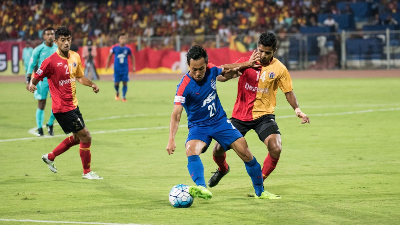 Bengaluru FC have gone seven games without a win in the league.