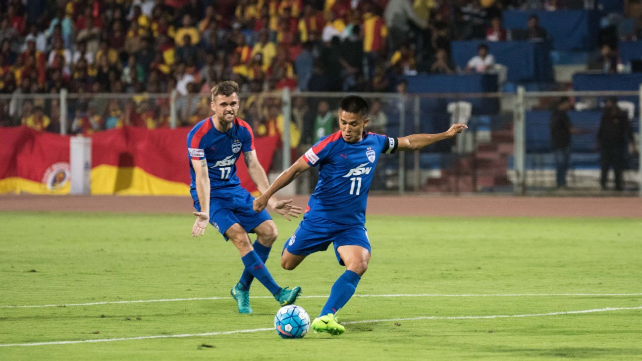 BFC committed too many schoolboy errors in their 3-1 loss to East Bengal at the Kanteerava.
