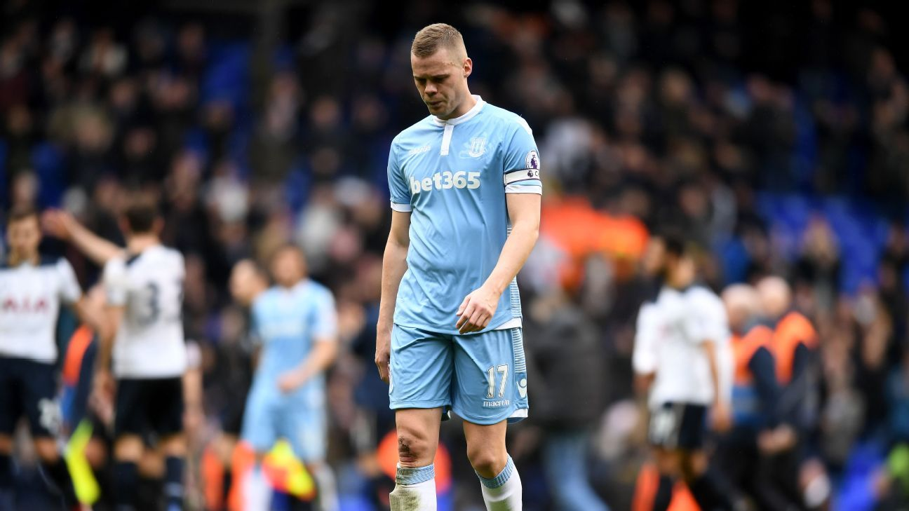 Stoke depressingly outclassed, outworked in heavy defeat at Spurs