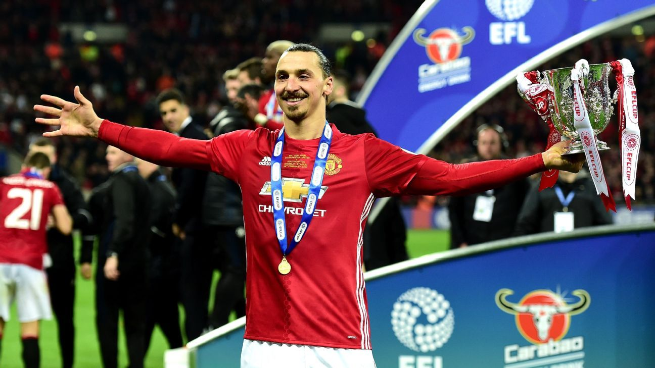 Trending: Ibrahimovic on a par with Cantona, Ramos hits out at Pique
