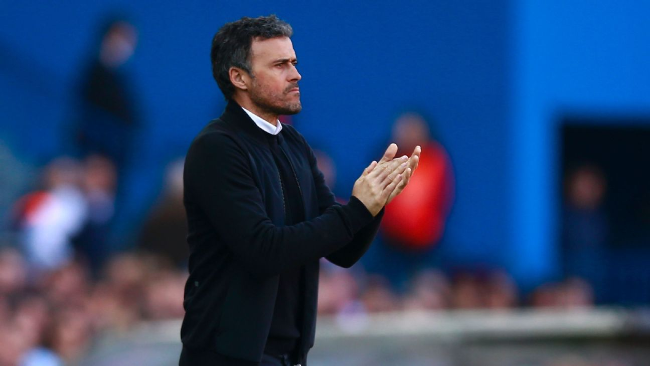 Luis Enrique vs. Atleti 170226