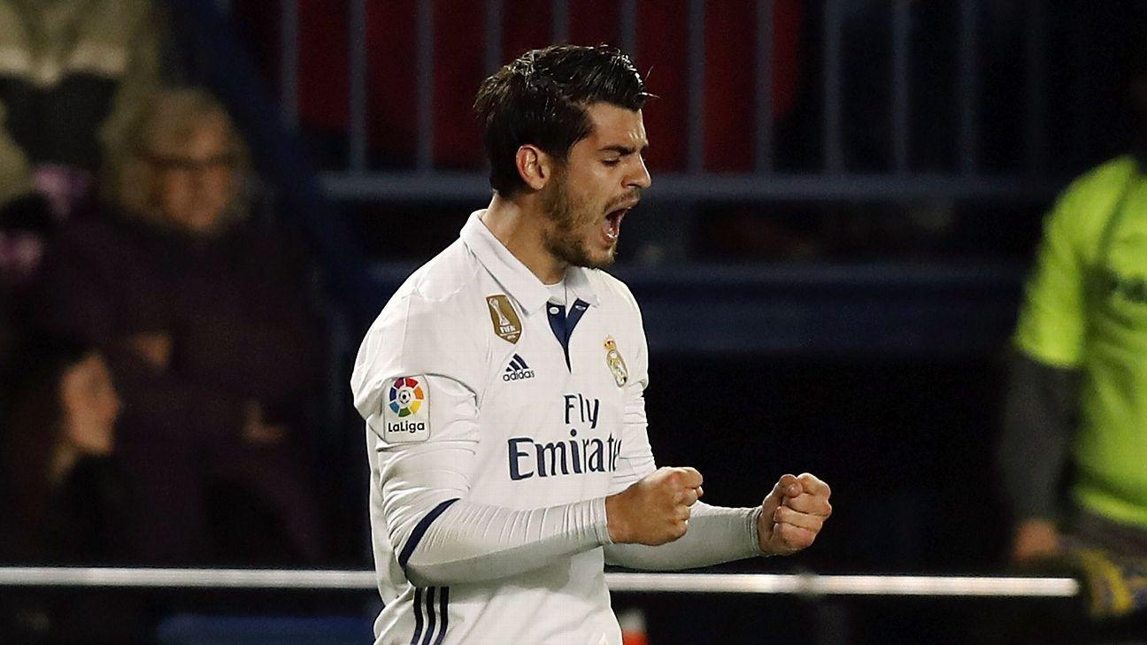 Transfer Talk: Antonio Conte wants Alvaro Morata; Ben Gibson targeted