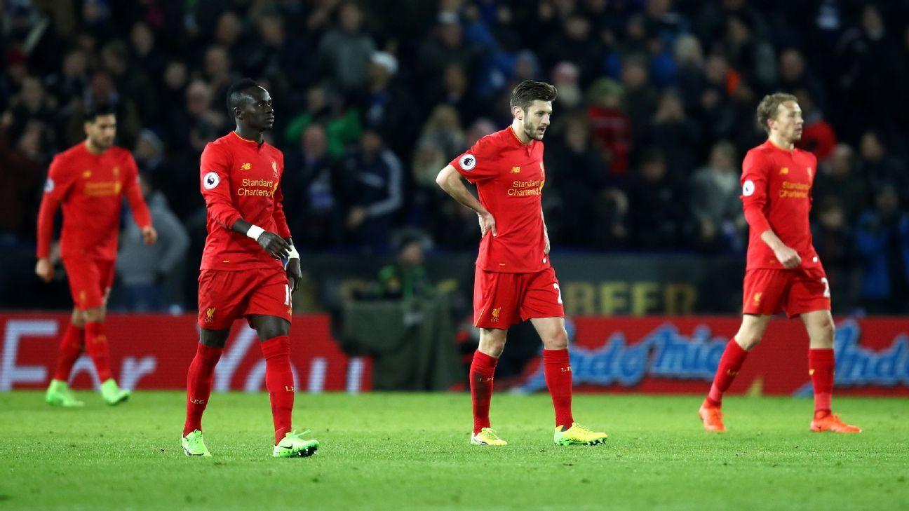 Liverpool woe