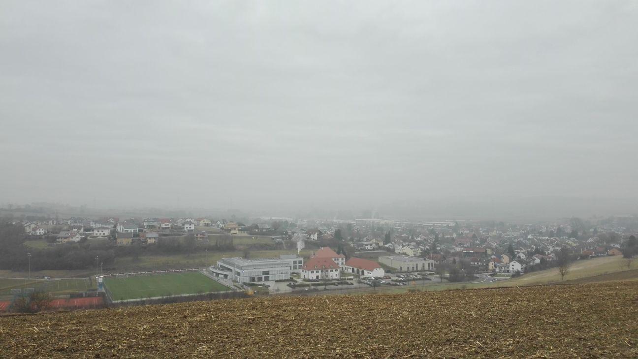 Hoffenheim's training ground.