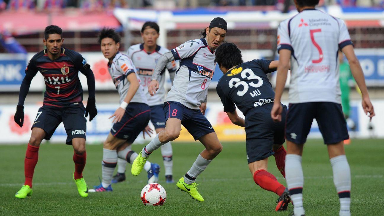 Kashima Antlers vs. FC Tokyo